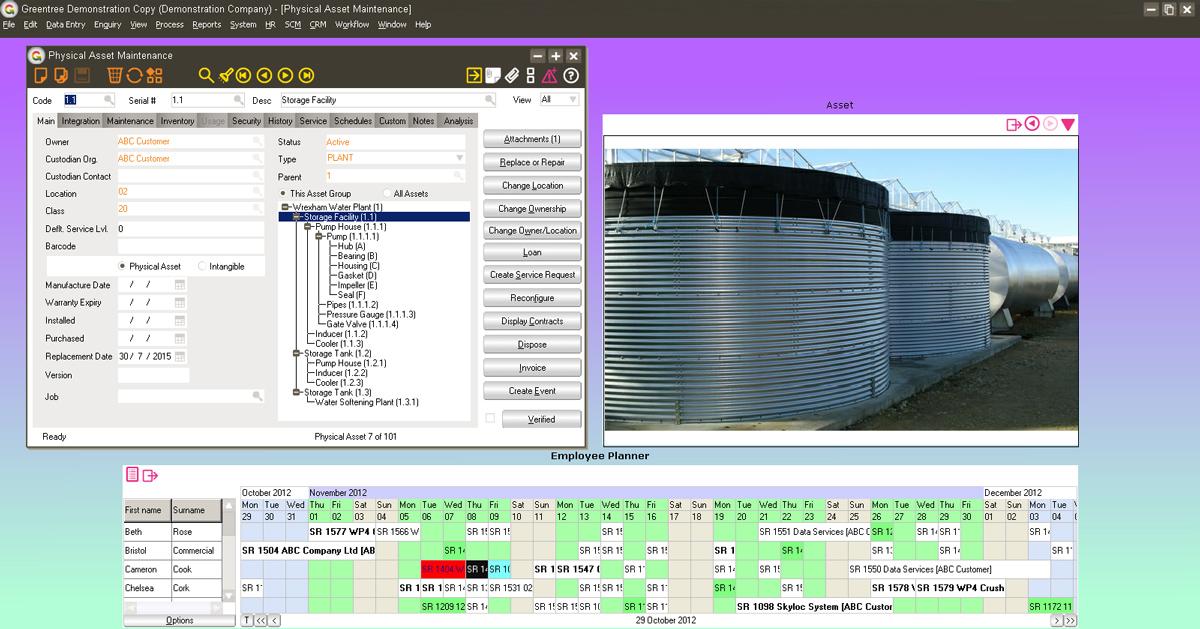 Greentree Asset Management Software Desktop