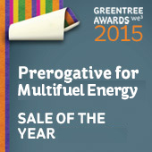 Greentree Sale of the Year - Prerogative & Multifuel Energy